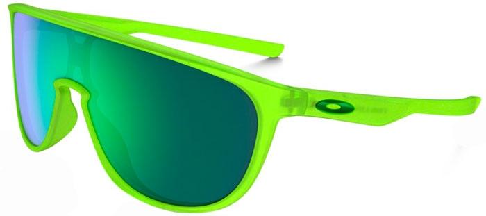 Oakley 9318 Gafas Matte De Sol Oo9318 Jade 07 Iridium Trillbe Uranium Fc35lT1JuK