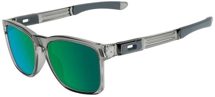 eb2420bb737cf Sunglasses Oakley CATALYST OO9272 927219 GREY INK    JADE IRIDIUM
