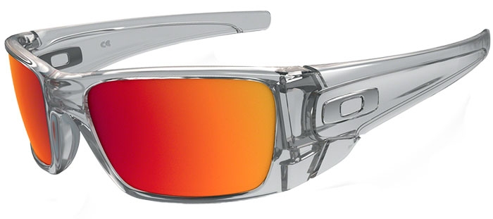 Gafas de Sol Oakley FUEL CELL OO9096 9096H6 POLISHED CLEAR    TORCH ... 5c06de286a