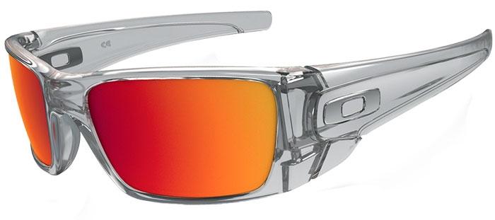 Gafas de Sol Oakley FUEL CELL OO9096 9096H6 POLISHED CLEAR    TORCH ... bdd97dc7ecaf