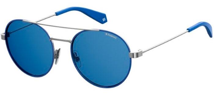 09591c8d82 Gafas de Sol Polaroid PLD 6056/S PJP (C3) BLUE // GREY POLARIZED