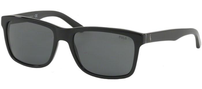 Sol 500187 Polo Ralph Ph4098 Grey Lauren Black De Shiny Gafas WCErdBoeQx