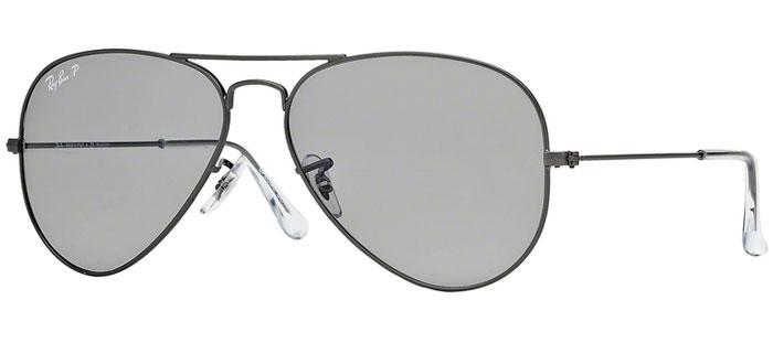 aabbb04fecf30 ... METAL - 029 P2 MATTE GUNMETAL    GREY POLARIZED. Gafas de Sol - Ray-Ban®  - Ray-Ban® RB3025 AVIATOR LARGE
