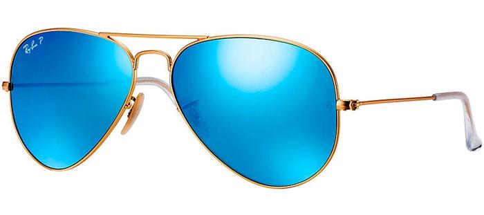 Gafas de Sol RayBan RB3025 AVIATOR LARGE METAL 112 4L MATTE GOLD ... 8d6d93f4c8