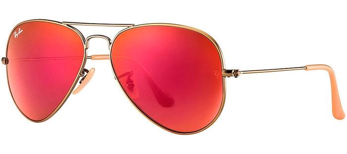 Gafas de Sol RayBan RB3025 AVIATOR LARGE METAL 167 2K DEMIGLOS ... 7ddfdf6a89