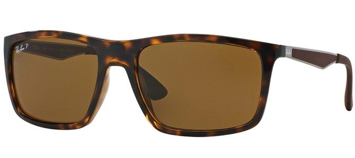 b80b806043 LIGHT HAVANA    BROWN POLARIZED. Sunglasses - Ray-Ban® - Ray-Ban® RB4228 -  710 83