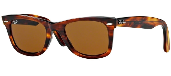 1b32a553910cd Ray Ban 2140 Wayfarer Light Tortoise 954 47mm   Louisiana Bucket Brigade