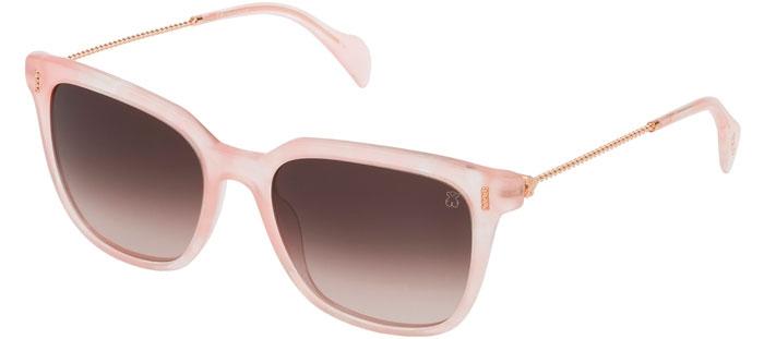 Brown Raspberry Tous Gafas Transparent Glitter 0wa1 De Sol Stoa31 Nv8nm0w