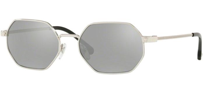 Gafas de Sol - Versace - VE2194 - 10006G SILVER    LIGHT GREY MIRROR SILVER 69052b752853
