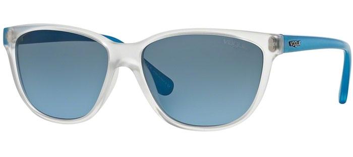 W7458f Vo2729s Sol Gafas De Gradient Blue Demi Shiny Vogue Transparent rdhQts