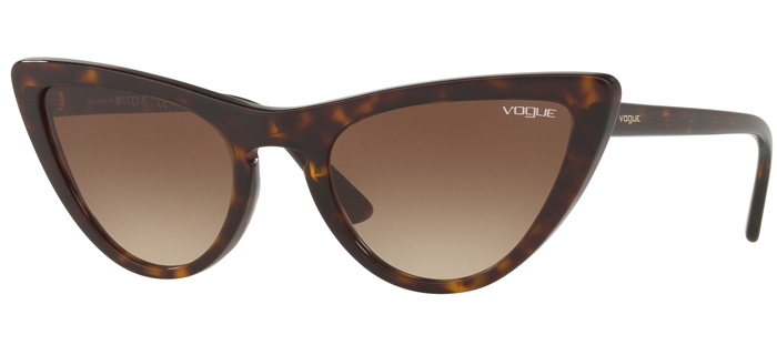 4f1e0ef6c5 Sunglasses - Vogue - VO5211S BY GIGI HADID - W65613 DARK HAVANA // BROWN  GRADIENT