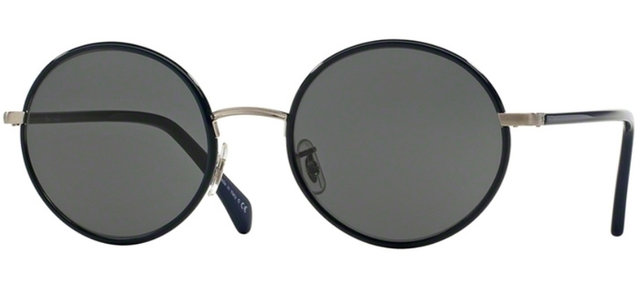 69cd258463 Gafas de Sol - Paul Smith - PM4076SJ DANBURY - 513587 NAVY BRUSHED SILVER //