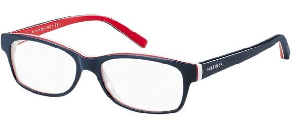 a55f07f4f05 Frames - Tommy Hilfiger - TH 1018 - UNN BLUE RED WHITE BLUE