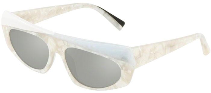 Alain Sol A05041 Mirror Grey White Gafas 0026g De Silver Mikli Pose 5Aqc3RjS4L