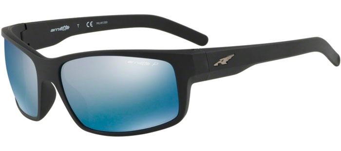 e748a15b51 Gafas de Sol Arnette AN4202 FASTBALL 01/22 MATTE BLACK // GREY ...