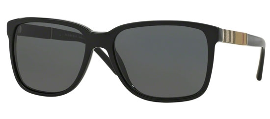 d9d87d523f2f Sunglasses - Burberry - BE4181 - 300187 BLACK // GREY