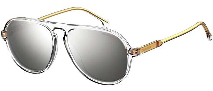 1a4143d62f82 Gafas de Sol Carrera CARRERA 198/S 900 (T4) CRYSTAL // SILVER MIRROR
