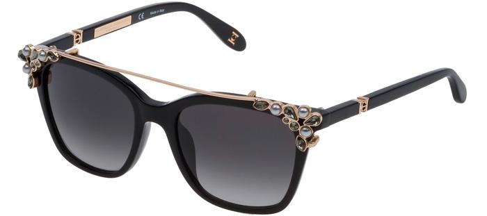 7a746bb6f1c71 Gafas de Sol - Carolina Herrera New York - SHN586S - 0700 SHINY BLACK