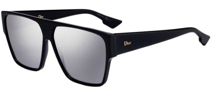 d1682802b7 Gafas de Sol Dior DIORHIT 807 (0T) BLACK // GREY SILVER ANTIREFLECTION