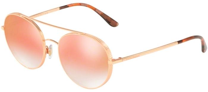 Sol Gabbana Gold 12986f Gafas Dolceamp; Pink De Dg2199 UMpzSqV