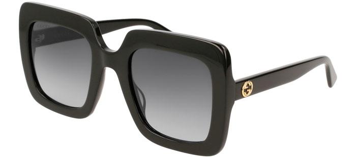 31576ebc1d Gafas de Sol - Gucci - GG0328S - 001 BLACK // GREY GRADIENT