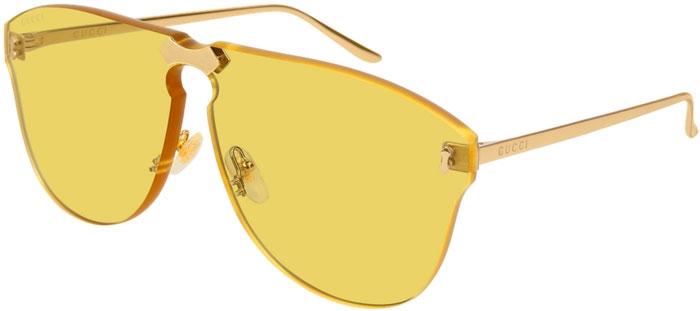 f121612ec1 Gafas de Sol - Gucci - GG0354S - 004 GOLD // YELLOW