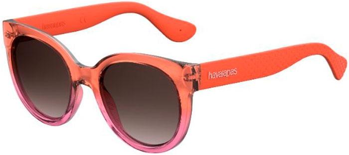 380540dfa0c99 Sunglasses Havaianas NORONHA M 1N5 (HA) CORAL    BROWN GRADIENT