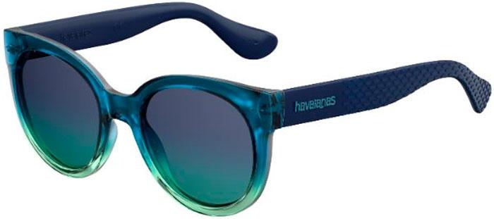 e83f5bfa820ea Sunglasses Havaianas NORONHA M 3UK (JF) DARK GREEN BLUE    BLUE AQUA