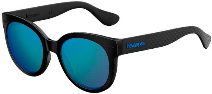13979cec69 Gafas de Sol Havaianas NORONHA/M QFU (Z0) BLACK // BLUE MULTILAYER