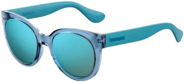 6f5425d99 Sunglasses Havaianas NORONHA M Z90 (3J) BLUE AQUA    AZURE MIRROR
