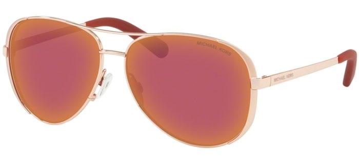 28358bbde496e Gafas de Sol - Michael Kors - MK5004 CHELSEA - 1017D0 ROSE GOLD TONE