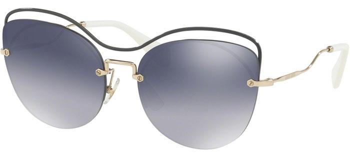 197550b0af Gafas de Sol Miu Miu SMU 50TS UE63A0 BLUE // LIGHT GREY GRADIENT BLUE