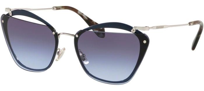 c140ab581e Gafas de Sol - Miu Miu - SMU 54TS - UE62F0 BLUE // VIOLET GRADIENT GREY