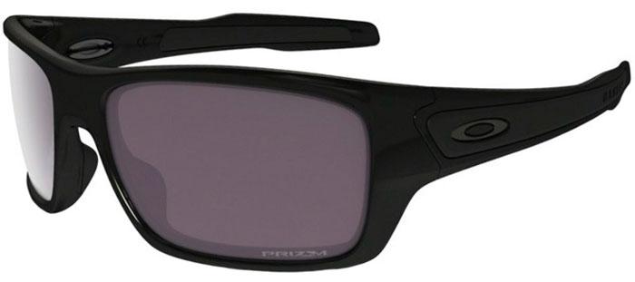 f4b5ca97be MATTE BLACK // PRIZM DAILY POLARIZED. Gafas Junior - Oakley Junior - TURBINE  XS OJ9003 - 9003-06 MATTE BLACK /