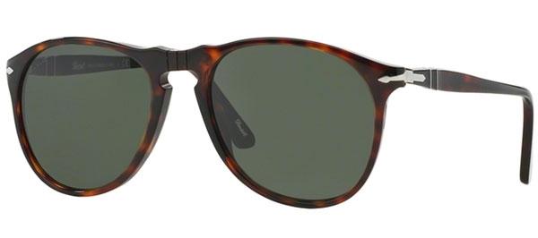 3510e8e907 Sunglasses - Persol - PO9649S - 24/31 HAVANA // GREY GREEN