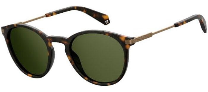 84a8242496f Gafas de Sol Polaroid PLD 2062 S N9P (UC) MATTE HAVANA    GREEN ...