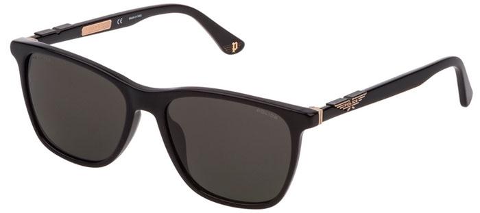 659cdc482a Gafas de Sol - Police - SPL872 - 0700 SHINY BLACK // SMOKE