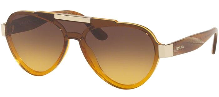 9d67ca08fc Gafas de Sol - Prada - SPR 01US - VY60D4 YELLOW // YELLOW GRADIENT BROWN