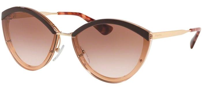 b04fc471f8 Gafas de Sol - Prada - SPR 07US - KOF0A6 BROWN ANTIQUE PINK // BROWN  GRADIENT