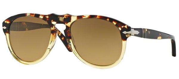 d930c3650e Sunglasses - Persol - PO0649 - 1024M2 EBANO E ORO    GRADIENT BROWN  POLARIZED