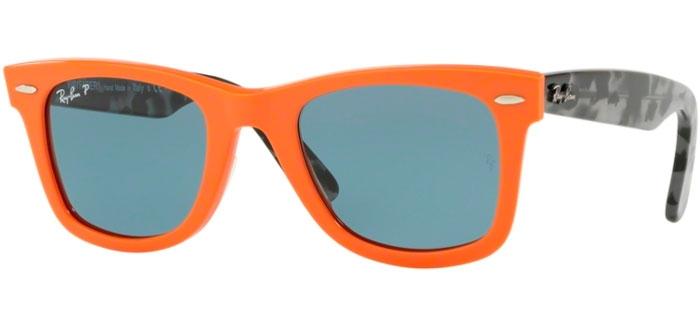 fc9553a07c Gafas de Sol RayBan® RayBan® RB2140 ORIGINAL WAYFARER 124252 ORANGE ...