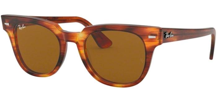 a3de097bb2 Gafas de Sol RayBan® RayBan® RB2168 METEOR 954/33 STRIPPED HAVANA ...