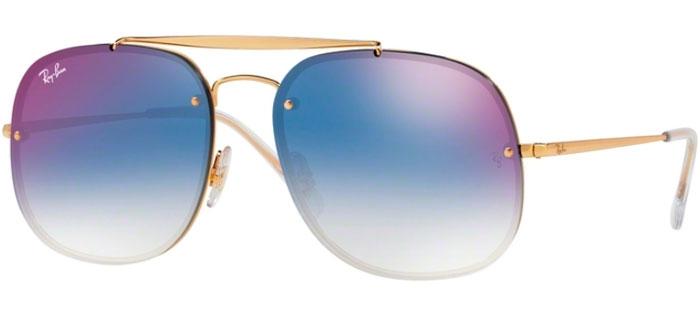 660dbe8e22 ... GRADIENT BLUE MIRROR RED. Gafas de Sol - Ray-Ban® - Ray-Ban® RB3583N -  001