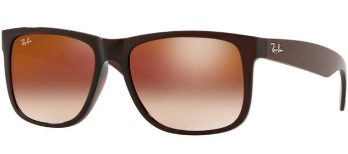De Gafas Mirror 714s0 Gradient Red Sol Ray Ban® Justin Brown Rb4165 54ARLq3j
