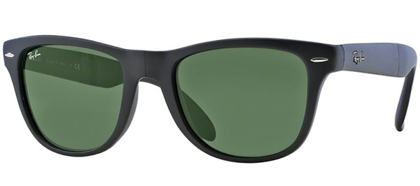 ray ban 4150  Gafas de sol - Ray-Ban - RB4105 Wayfarer folding - 710/51 LIGHT ...