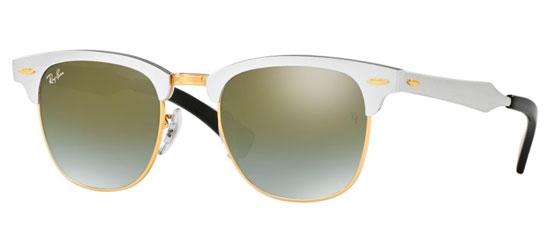 11db37af3b Gafas de Sol RayBan RB3507 CLUBMASTER ALUMINIUM 137/9J BRUSHED ...