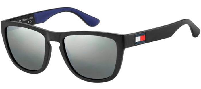 en venta d7ed4 6fbc6 Sunglasses - Tommy Hilfiger - TH 1557/S - 003 (T4) MATTE BLACK // BLACK  MIRROR