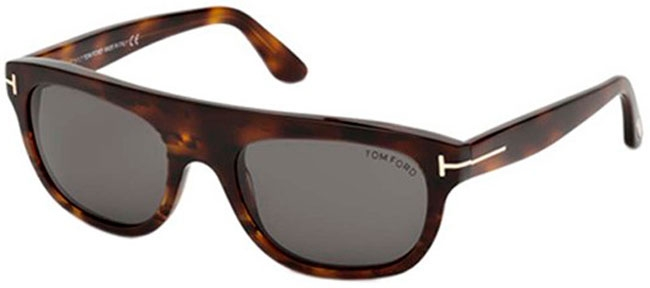 bb30a90d27 Tom Ford FEDERICO-02 FT0594 - 52A DARK HAVANA // GREY
