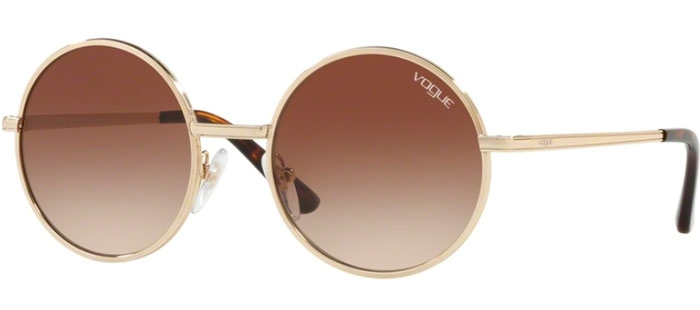 069ad3d88b Gafas de Sol - Vogue - VO4085S - 848/13 PALE GOLD // BROWN GRADIENT
