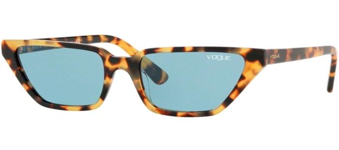 Gafas de Sol - Vogue - VO5235S - 260580 BROWN YELLOW TORTOISE    BLUE f522fdbf36e4